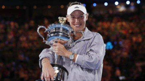 Wozniacká Australian Open